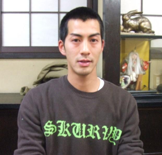斉藤勇治さん